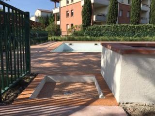 rénovation terrasse piscine
