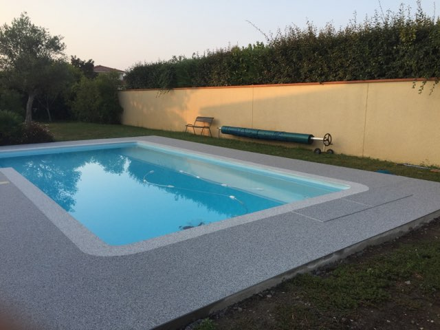 terrasse de piscine Toulouse